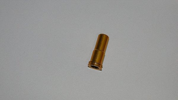 AIR NOZZLE PARA AIRSOFT 21,5mm VER.II EM ALUMÍNIO - Com vedação
