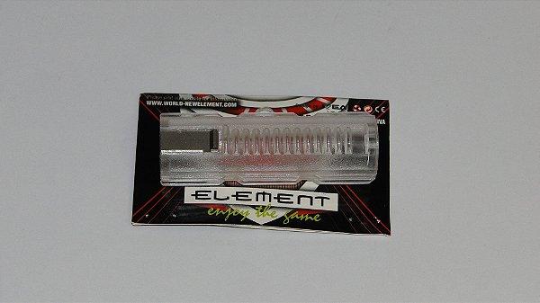 Pistão para Airsoft - Material POM - 20 gr - 1 dente metal - Element