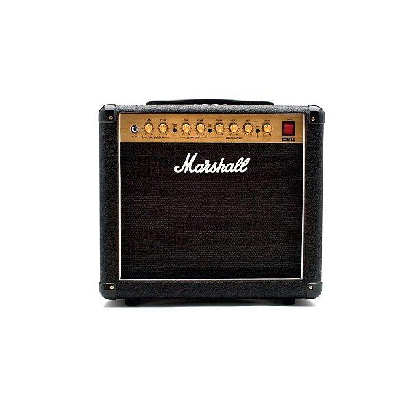 Combo Valvulado Para Guitarra Marshall DSL5CR Amplificador 5W