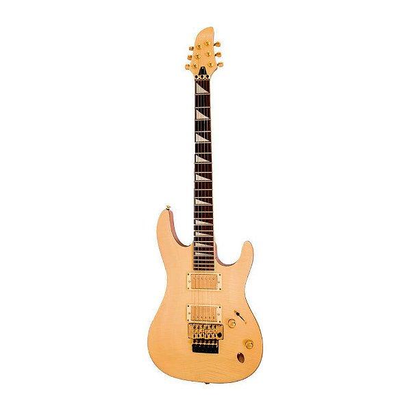 Guitarra Strato Custom Series Benson LEGEND STX com braço de Maple e captadores Wilkinson