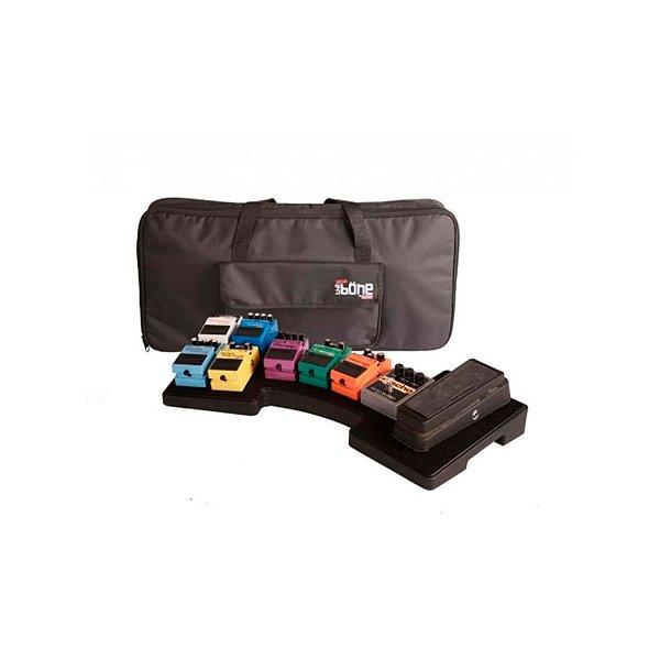 Bag para Pedais Gator  G-MEGA-BONE com Plataforma para Dez Pedais