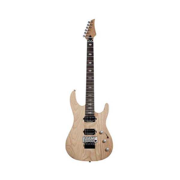 Guitarra Strato Custom Series Benson PRISTINE STX com braço Neck-Through de Maple e captadores Seymour Duncan JB e '59