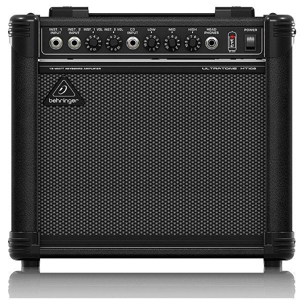 Amplificador para Teclado Behringer Ultratone KT108 Combo 15W 8''