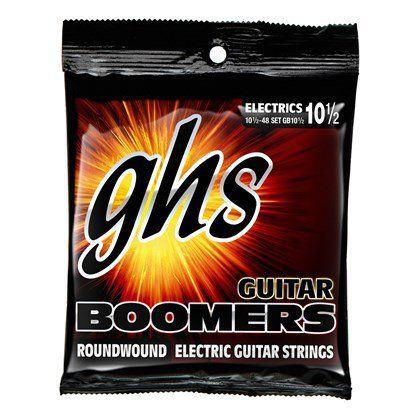 Encordoamento para Guitarra Elétrica GHS GB10 1/2 Light Série Guitar Boomers (contém 6 cordas)