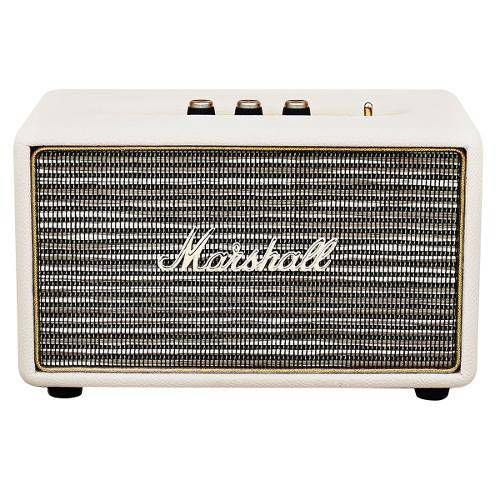 Caixa de Som Marshall Acton Cream Export 41W com Bluetooth