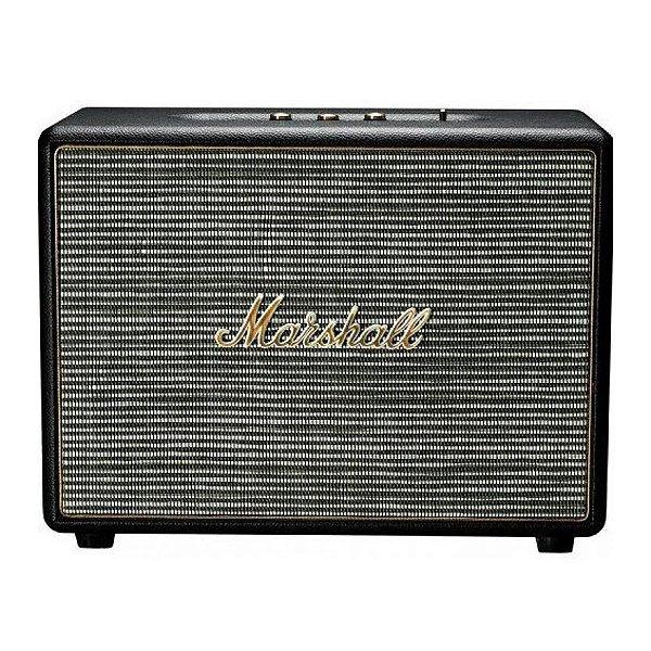 Caixa de Som Marshall Woburn Black Export 80W com Bluetooth