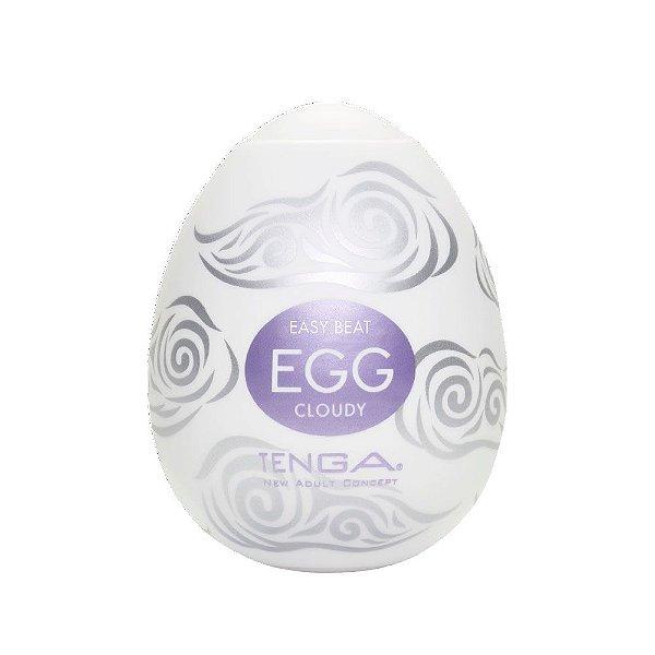 Masturbador Tenga Egg Cloudy - Original