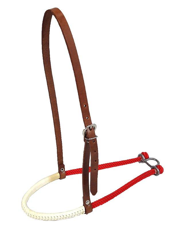 Gamarra de Peia Vermelha com Inervo Branco Red Dust