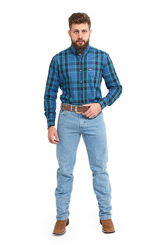 Calça Jeans Masculina Country Destroyed Pura Raça 45461