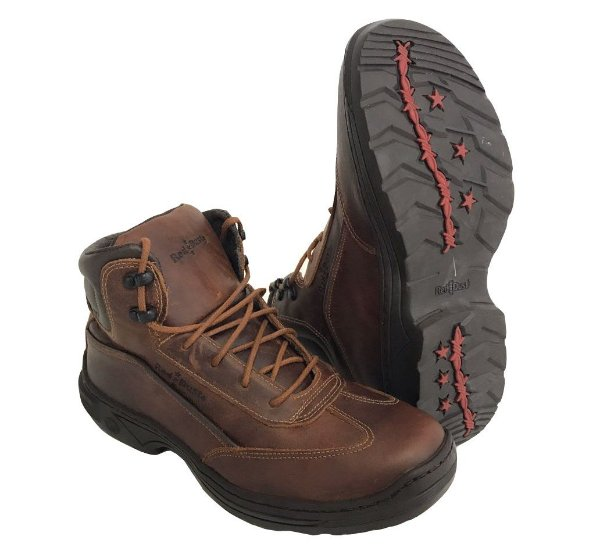Tênis Country Masculino Red Dust Cano Curto