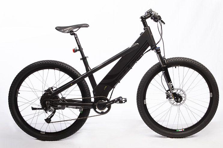 Bicicleta Elétrica Move Your Life Extreme - 36V 350W - Grafite Brilhante