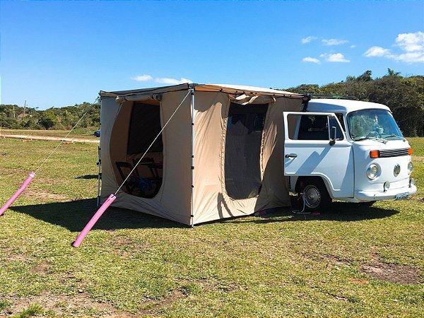 Sala Anexo para Toldo Lateral Retrátil Blue Camping