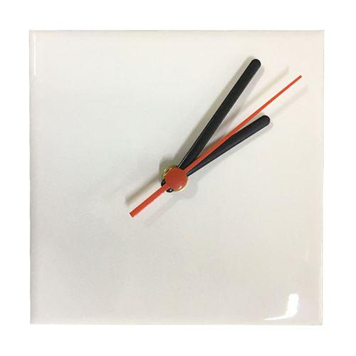 Azulejo Branco com Relógio - 20x20