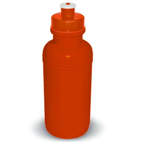 Squeezer Plástico 500ml - Laranja