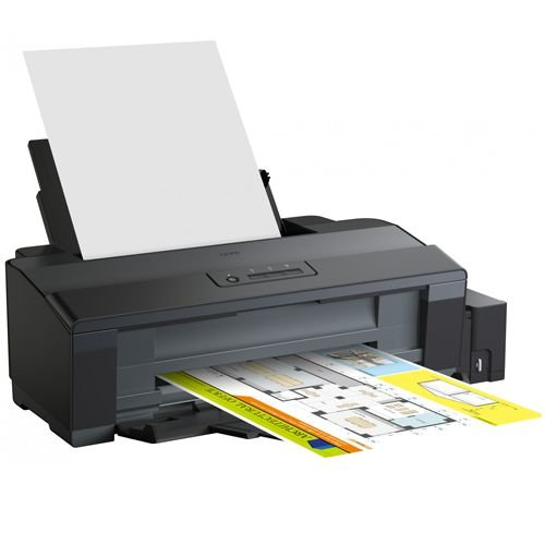 Impressora A3 Epson EcoTank L1300 Jato de Tinta - Colorida USB 2.0