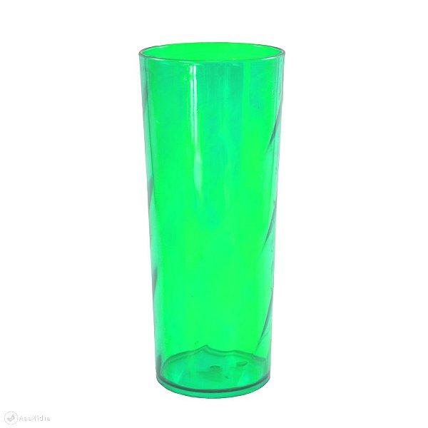 Copo Long Drink Twister - Verde