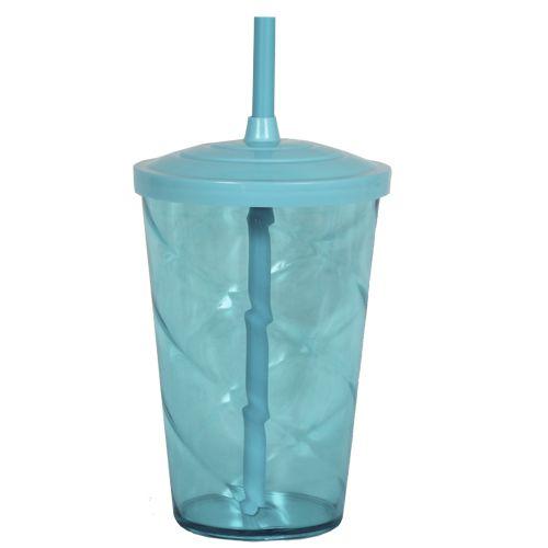 Copo Euphoria Twister 700ml - Azul Tiffany