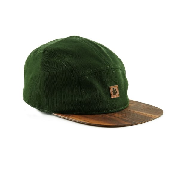 BONÉ FIVE PANEL MUSGO