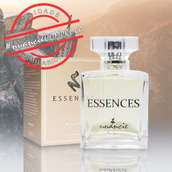 Nuancie Essences 27 Similar ao Invictus - 100ml