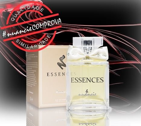 Nuancie Essences 49 Similar ao Hypnotic Poison EDT Dior 100ML