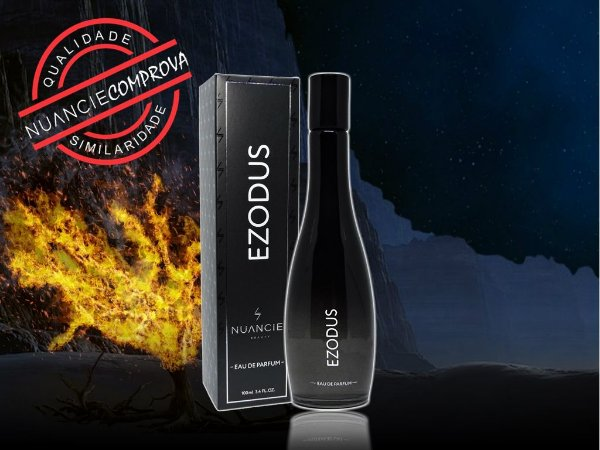 Ezodus Eau de Parfum 100ml inspirado em Stronger with you