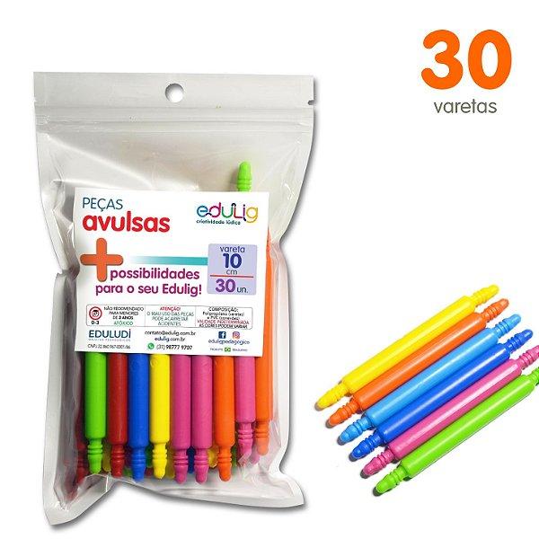 Edulig Puzzle Peças Avulsas - Vareta 10cm
