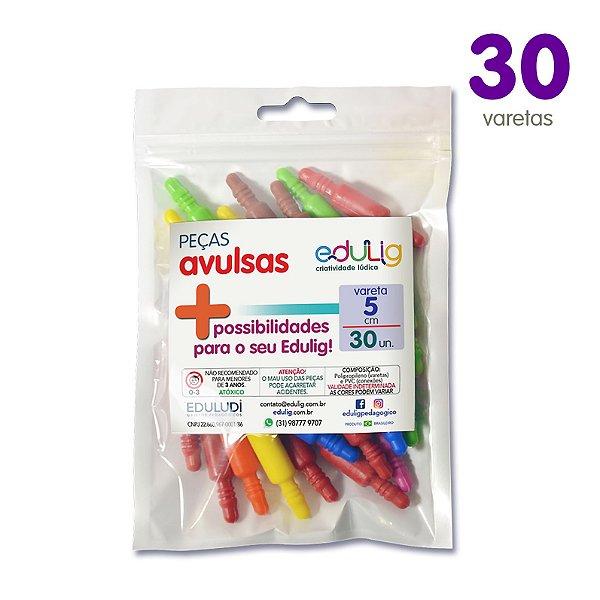 Edulig Puzzle Peças Avulsas - Vareta 5cm