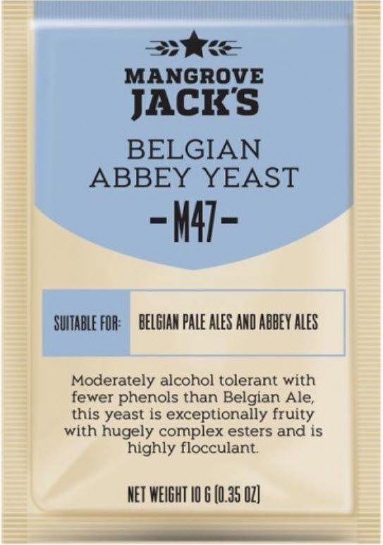 Fermento Mangrove Jacks - M47 - Belgian Abbey