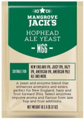 Fermento Mangrove Jacks - M66 - Hophead Ale
