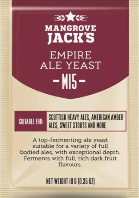 Fermento Mangrove Jacks - M15 - Empire Ale