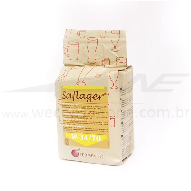 Saflager W 34/70 - 0,5Kg
