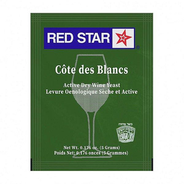 FERMENTO RED STAR COTE DES BLANCS