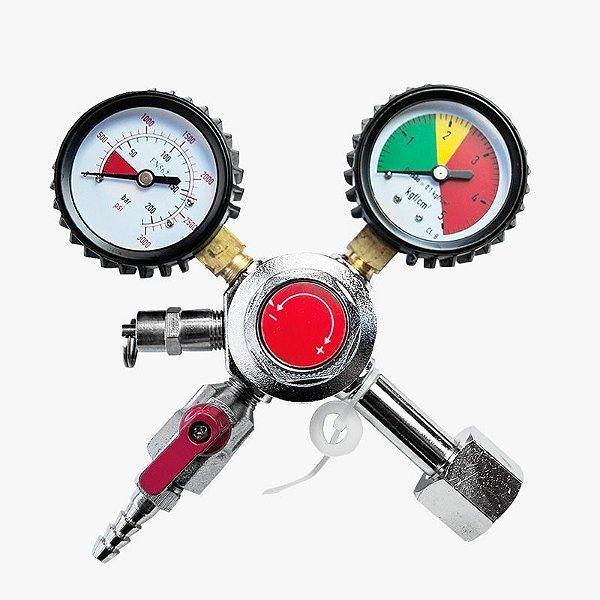 Regulador de Pressão - 1 Via