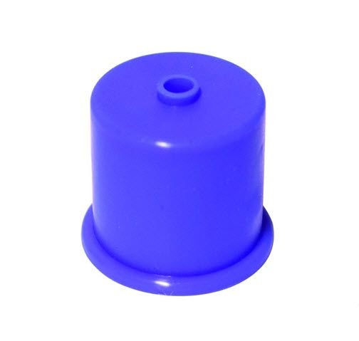 Tampa de Silicone para Galão de Água Mineral - Cor Azul