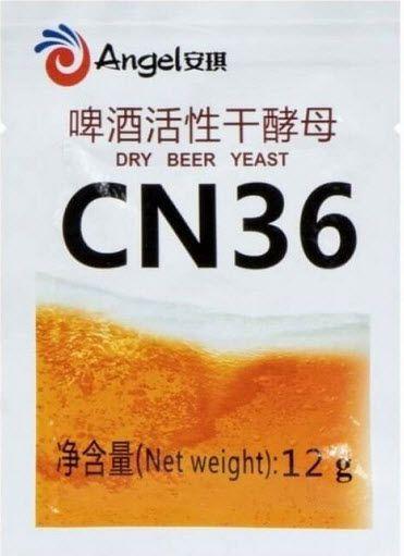 Fermento Seco CN36 - Angel Yeast