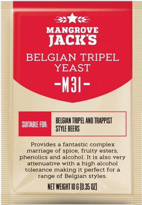 Fermento Mangrove Jacks - M31- Belgian Tripel