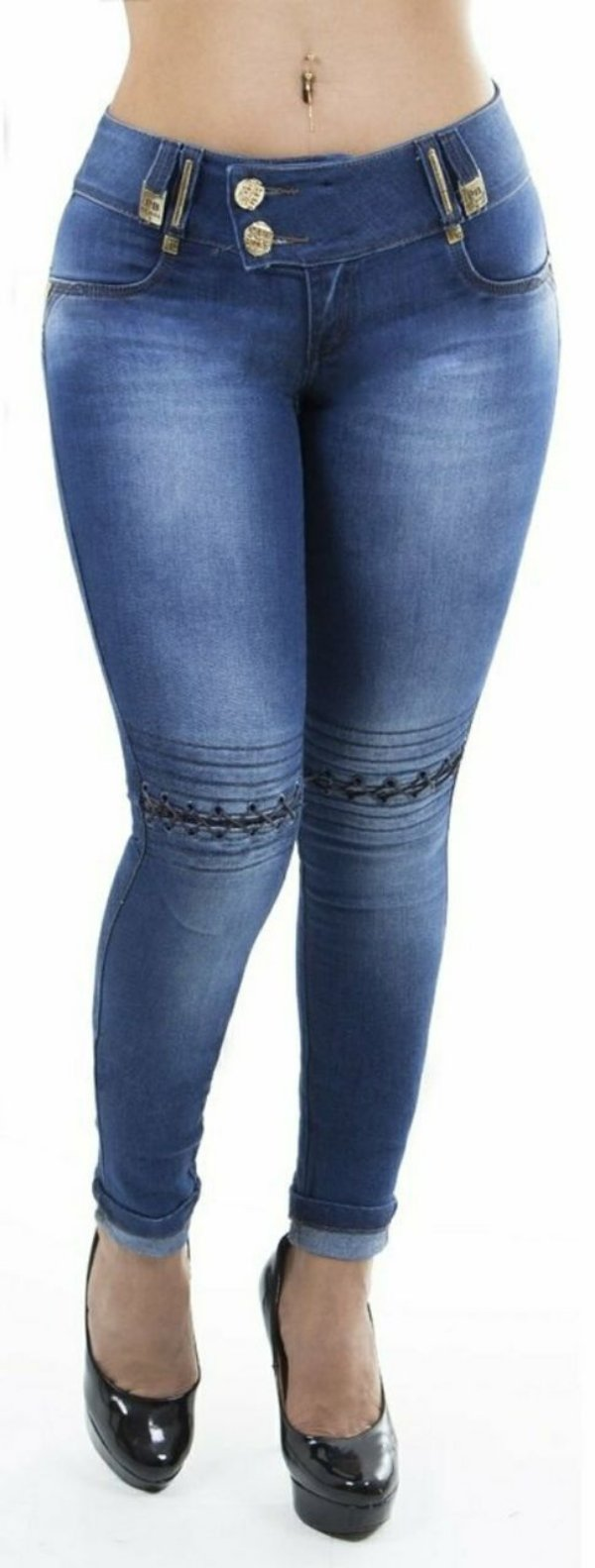a93435227 Calça Pit Bull jeans - Pit Bull jeans soll modas