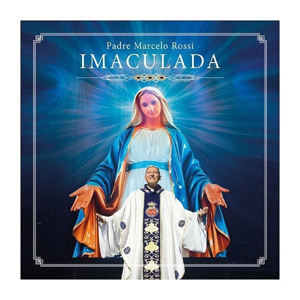 CD - Imaculada Ao Vivo - Padre Marcelo Rossi