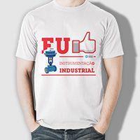 Camiseta Clube do Técnico - Instrumentação Industrial