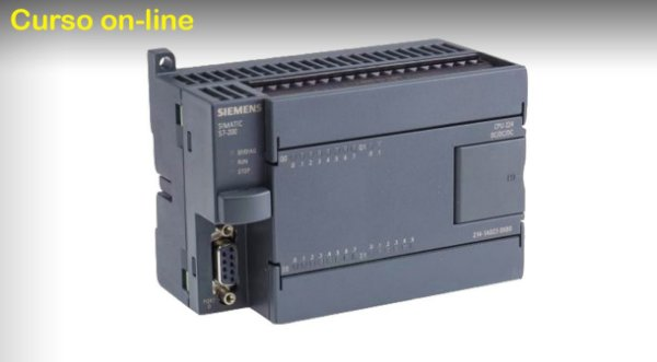 Curso CLP Siemens S7 200