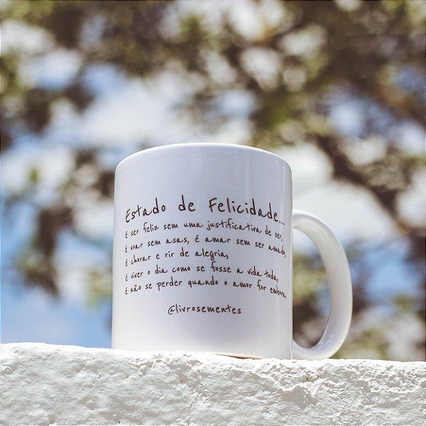 """Caneca """"Felicidade"""""""