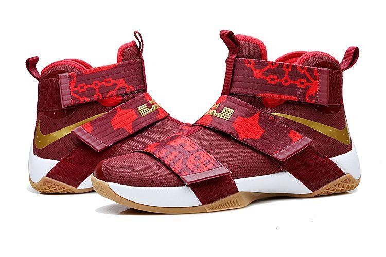 Nike Lebron Soldier 10