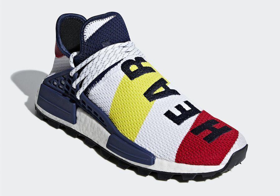 Adidas Pharrell Williams HU NMD TR