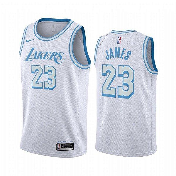 Regata Nike Los Angeles Lakers Swingman