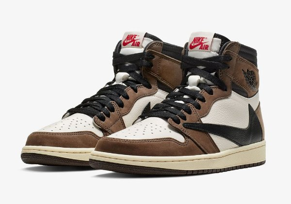 "Nike Air Jordan 1 ""Travis Scott"""