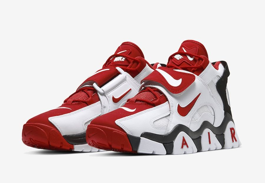 Nike Air Barrage Mid