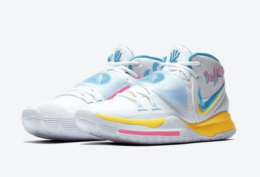 Nike Kyrie 6 (Black Friday)
