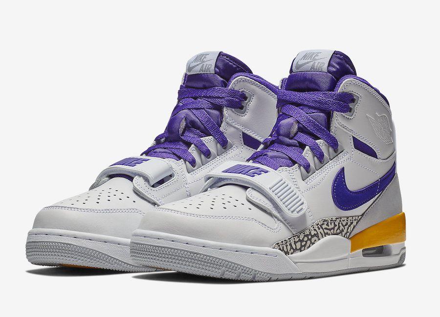 Nike Air Jordan Legacy 312 (Black Friday)