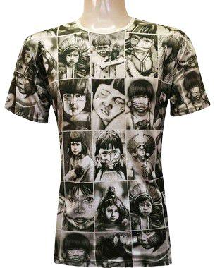 Camiseta Curumim