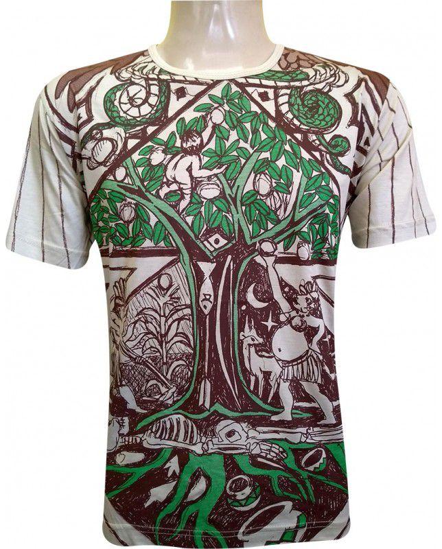 Camiseta Árvore da vida (ind)